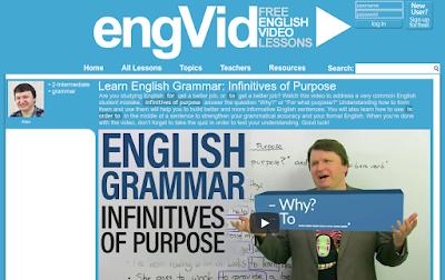 موقع إنج فيد لتعليم اللغة الإنجليزية أون لاين - موقع أبانوب حنا للبرمجيات