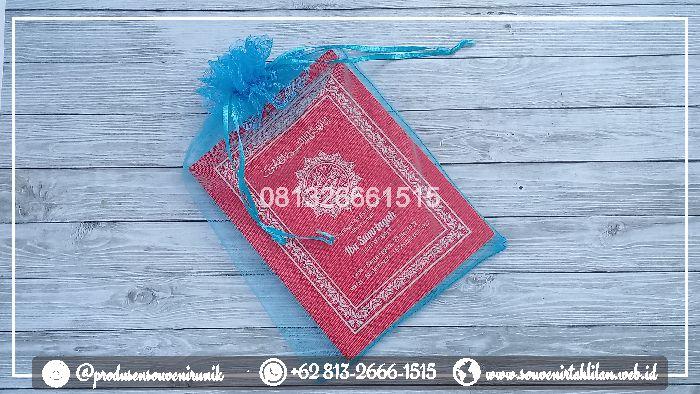 paket souvenir buku yasin | +62 813-2666-1515