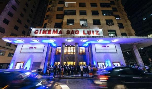 Cinema São Luiz - Cine Pe