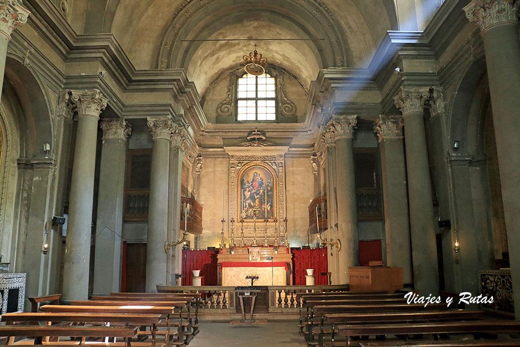 Santa Maria della Pomposa, Módena
