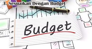 Sesuaikan Dengan Budget adalah tips memilih gantungan kunci akrilik