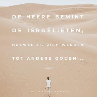 Leef je geloof, Hillie Snoeijer: Hosea 3:1-5