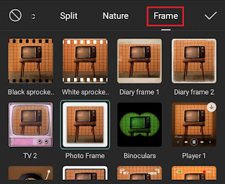 how to add frame to video in capcut