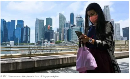 Singapore first in the world for facial verification