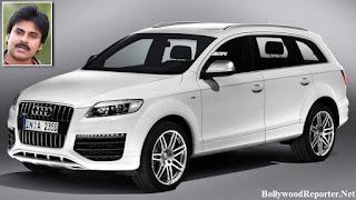 Pavan Kalyan - Audi Q 7