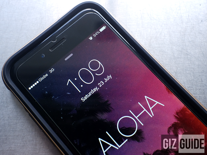 The Envoy series with an iPhone 6 ALOHA!