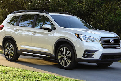 2021 Subaru Ascent Review