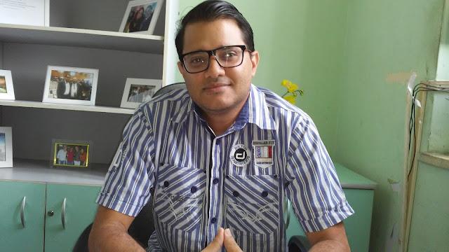 Ouvidor-Geral David Ribeiro faz balanço da sua pasta no ano de 2017, em Alagoinhas; ouça