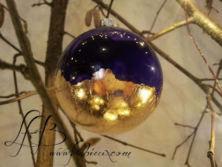 boule-de-noel-customisee-feuille-or