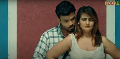 Pihu jaiswal and Ranjeet jha web series Photo shoot kooku