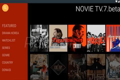 Cara Unduh Novie TV V7 Apk Versi Terbaru Untuk Nonton Film Serial Gratis