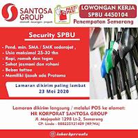 Loker SPBU Semarang Terbaru Mei 2020