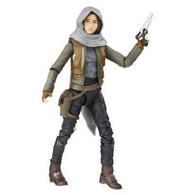 JUGUETES - STAR WARS Rogue One Sargento Jyn Erso (Jedha) Figura - Muñeco 15 cm The Black Series | Hasbro B9394 | PELICULA 2016 A partir de 4 años | Comprar en Amazon España