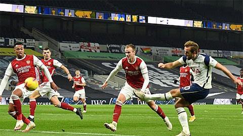 Sút cháy lưới Arsenal, Kane đi vào lịch sử Harrykane