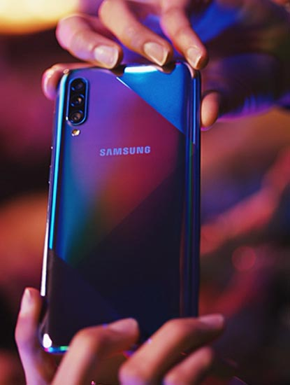 Harga dan Spesifikasi Samsung Galaxy A70S
