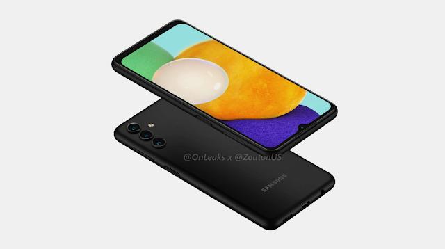 عروض عالية الجودة تكشف عن تصميم هاتف سامسونج Galaxy A13 5G