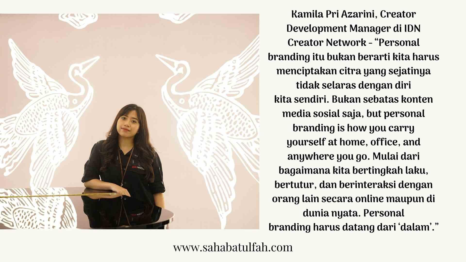 Kamila-Development-Creator