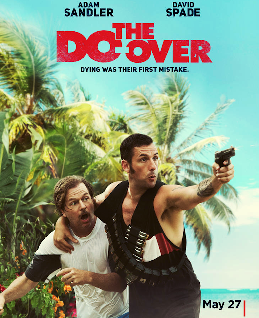 Poster The Do-Over 2016