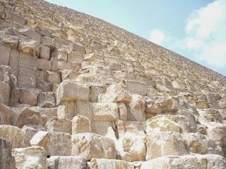 piedras piramide de giza