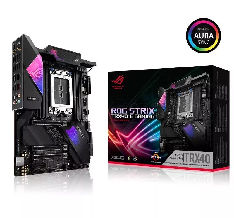 ROG Strix TRX40-E Gaming