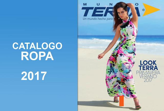 Catalogo ropa MundoTerra primavera verano 2017