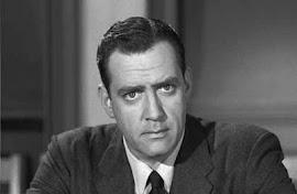 GAY ICON: Raymond Burr