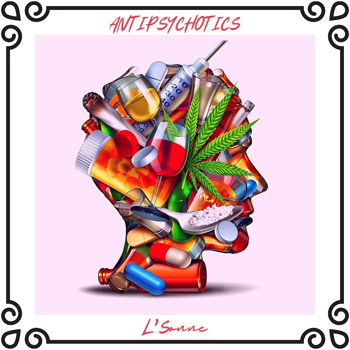 """Discover our interview with J'Ki L'Sonne and listen to """"ANTIPSYCHOTICS"""""""