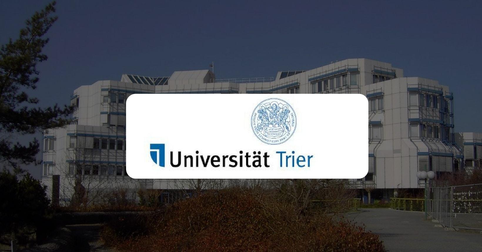 المنح الدراسية لجامعة ترير قصيرة الأجل 2022 - منح دراسية في ألمانيا