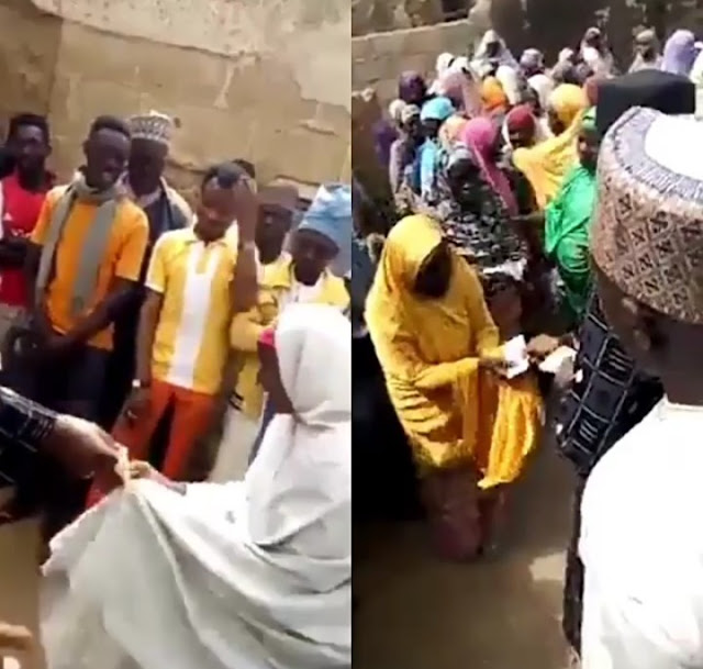 Video Of Some Northerns Spotted Selling Their Votes For N500!