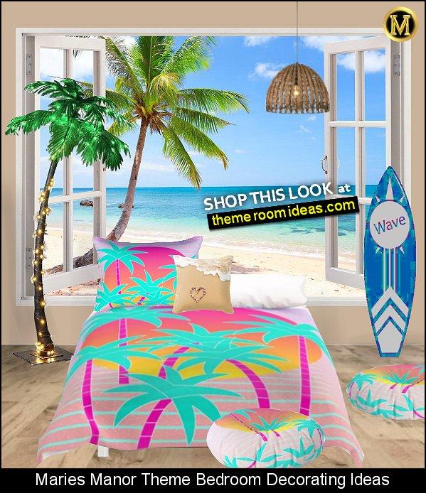 surfing bedroom ideas beach bedroom ideas surfer girl bedroom ideas  SURFER GIRL Comforters