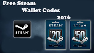 Free Steam Gift Cards: How to get Free Steam Wallet codes