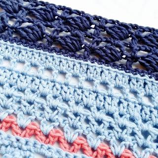 como tejer puntos crochet