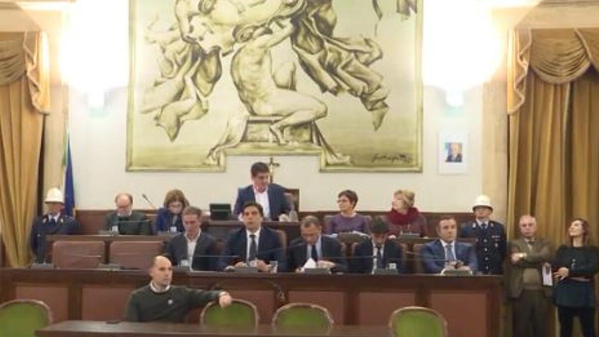 Consiglio Comunale a Catania a Dicembre