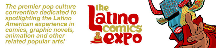 The Latino Comics Expo