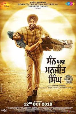 Son Of Manjeet Singh 2018 Punjabi 720p WEB-DL 1GB