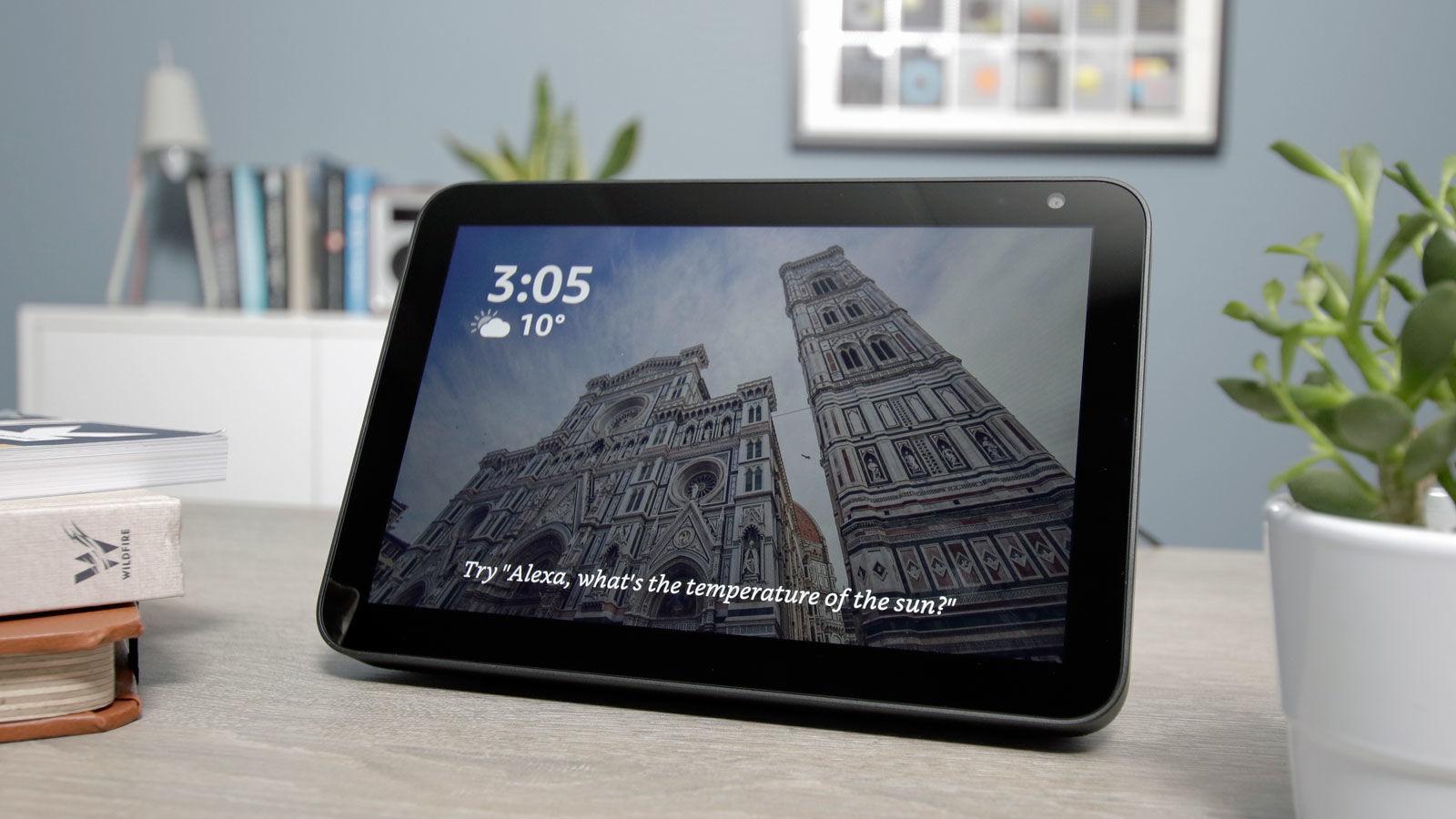 شاشات العرض الذكية