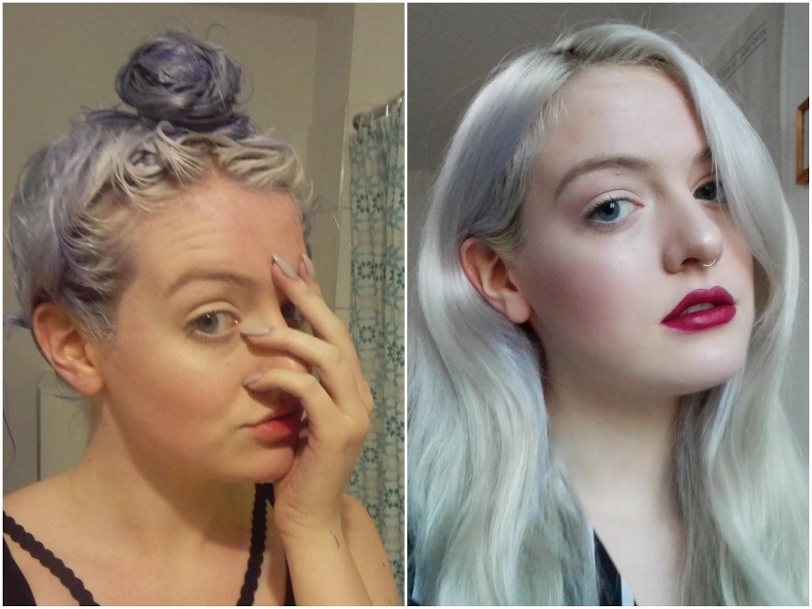 Simply Pebs How To Graue Haare
