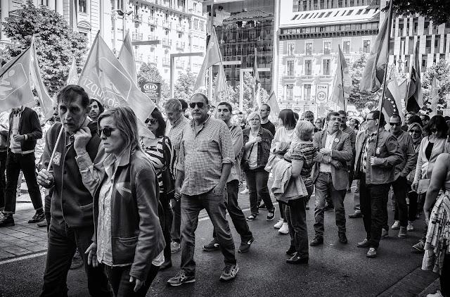 1 de Mayo Zaragoza 2019