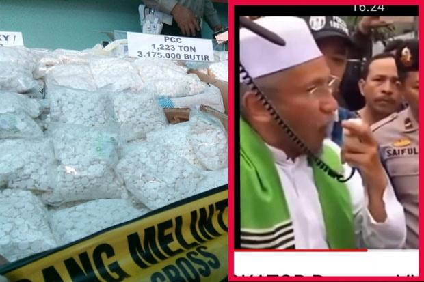 Pak Haji Tarlani Pedemo Yang Mau Beri 1 Milyar Bagi Yang Bisa Membunuh Pak Ahok Rupanya Bandar Obat PCC