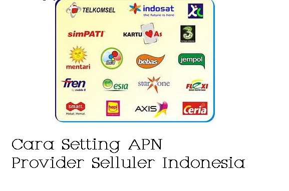 Cara Setting APN di HP