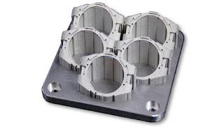 Els investigadors utilitzen la impressió 3D per crear aliatges de vidre metàl·lic