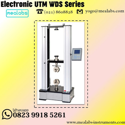 Alat Uji UTM WDS-2