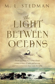 The Light Between Oceans by M. L. Stedman book cover