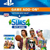 The Sims 4 - City Living Expansion Pack PS4 UK