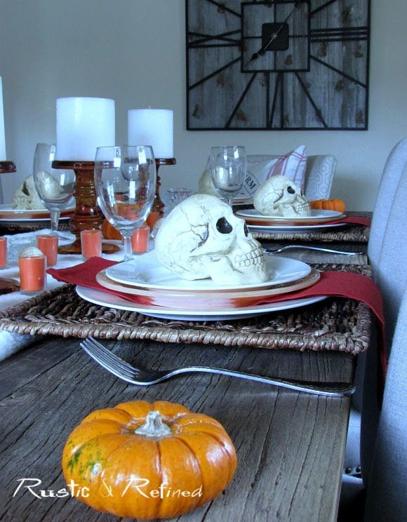setting-a-budget-friendly-halloweentablescape-for-dinner-or-parties. #dinner, #tablescape, #entertaining, #parties