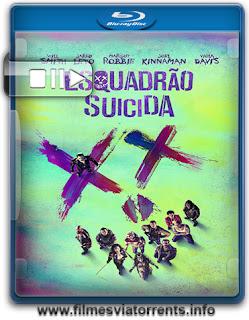 Esquadrão Suicida - Versão Estendida Torrent