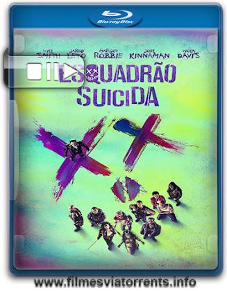 Esquadrão Suicida Full HD (2016)