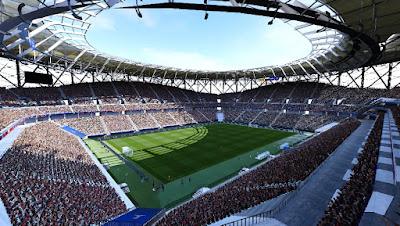 PES 2020 Stadium Volgograd Arena