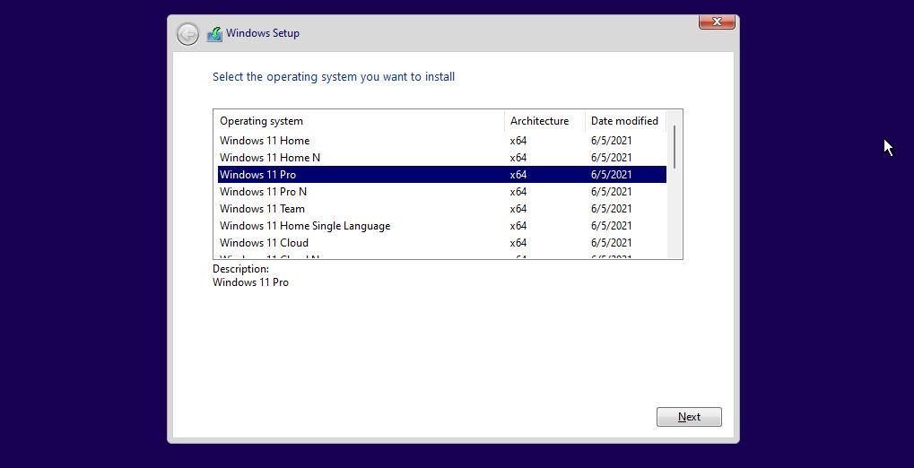 Windows 11 Pro Full Español