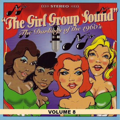 Girl Group Sound (Darlings of the 60's) Vol 8